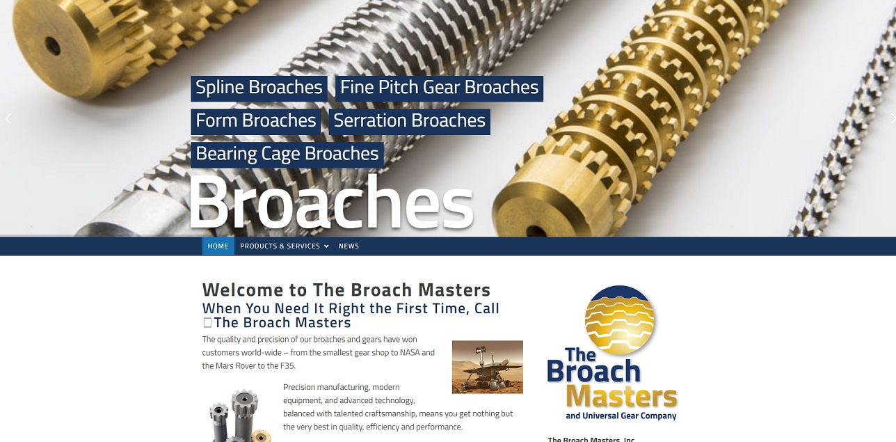 Broach Masters, Inc.