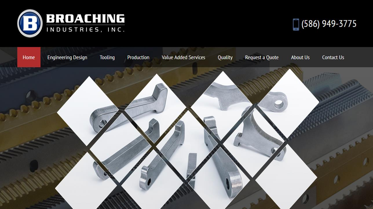 Broaching Industries, Inc.