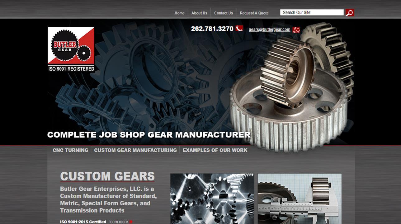 Butler Gear Co., Inc.