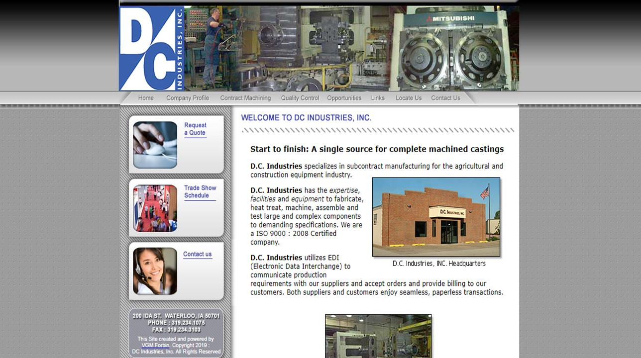 DC Industries, Inc.