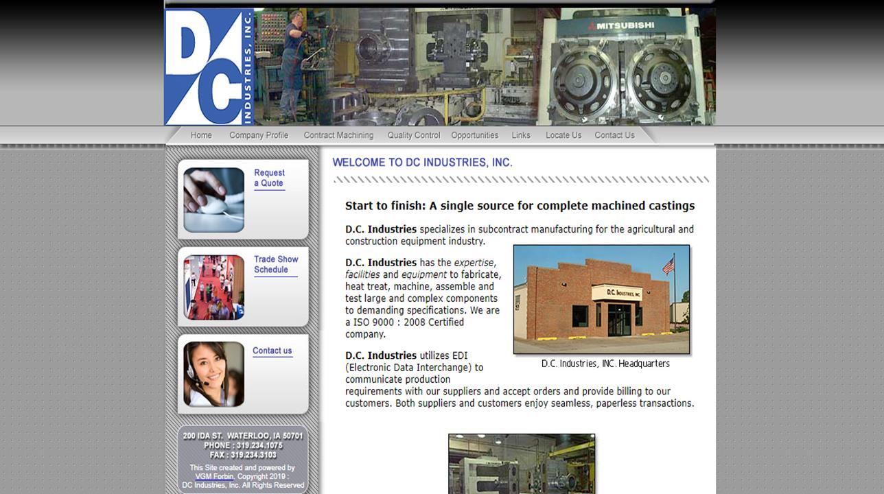 DC Industries, Inc.
