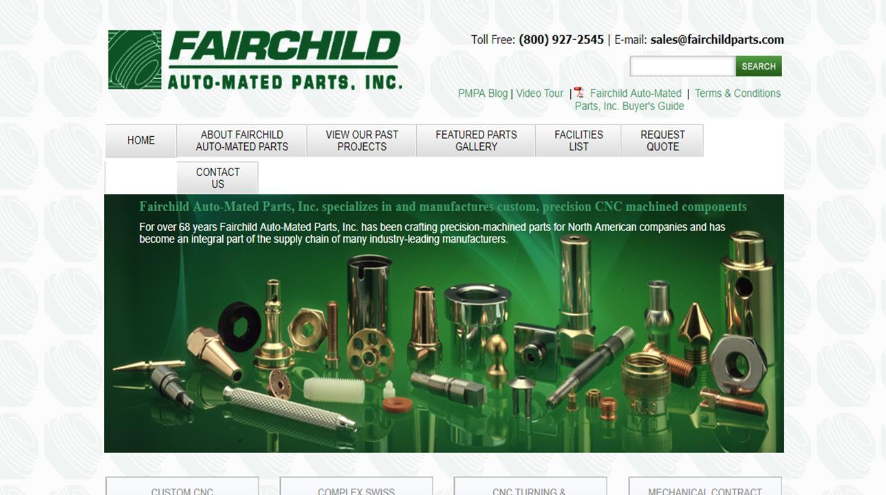 Fairchild Auto-Mated Parts, Inc.