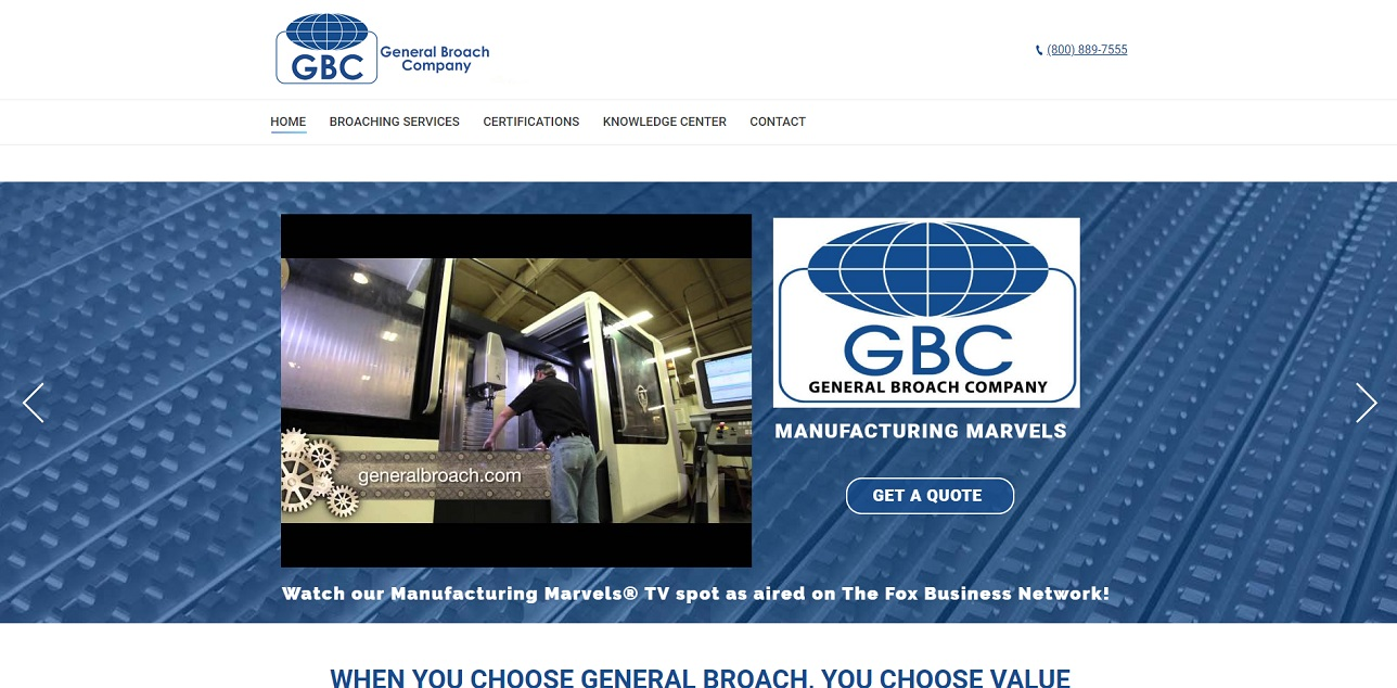 General Broach Company