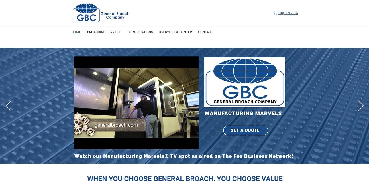 General Broach Company