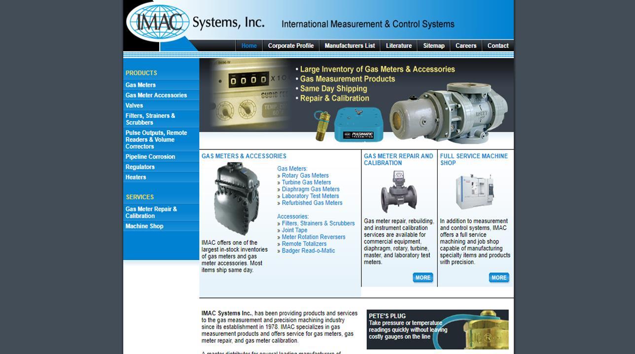 IMAC Systems, Inc.