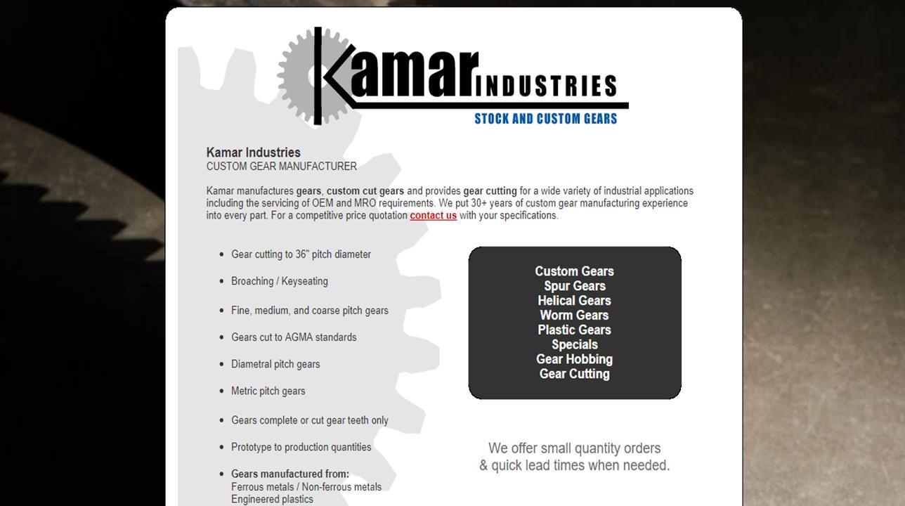 Kamar Industries