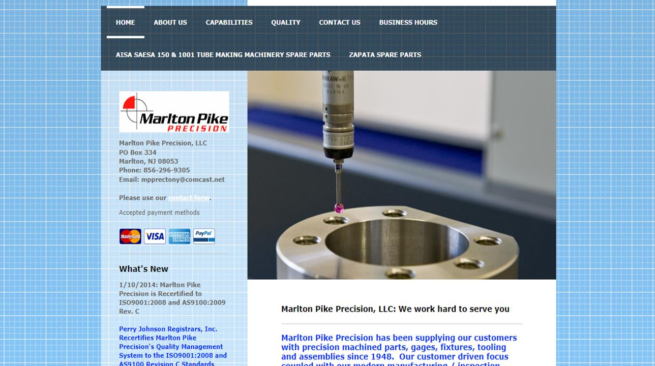 Marlton Pike Precision