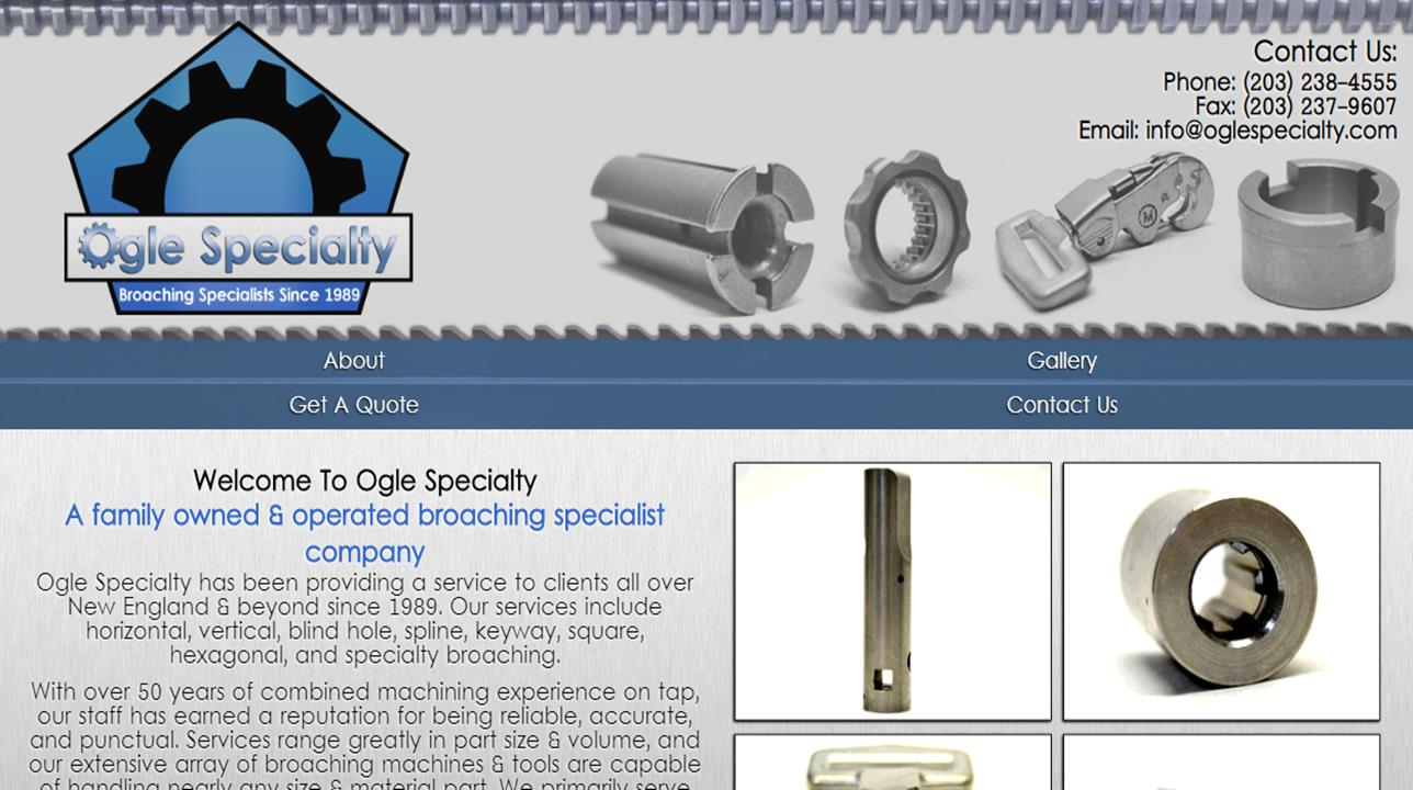 Ogle Specialty, LLC