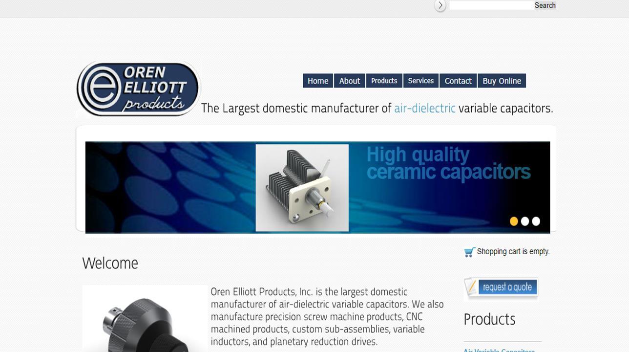 Oren Elliott Products, Inc.