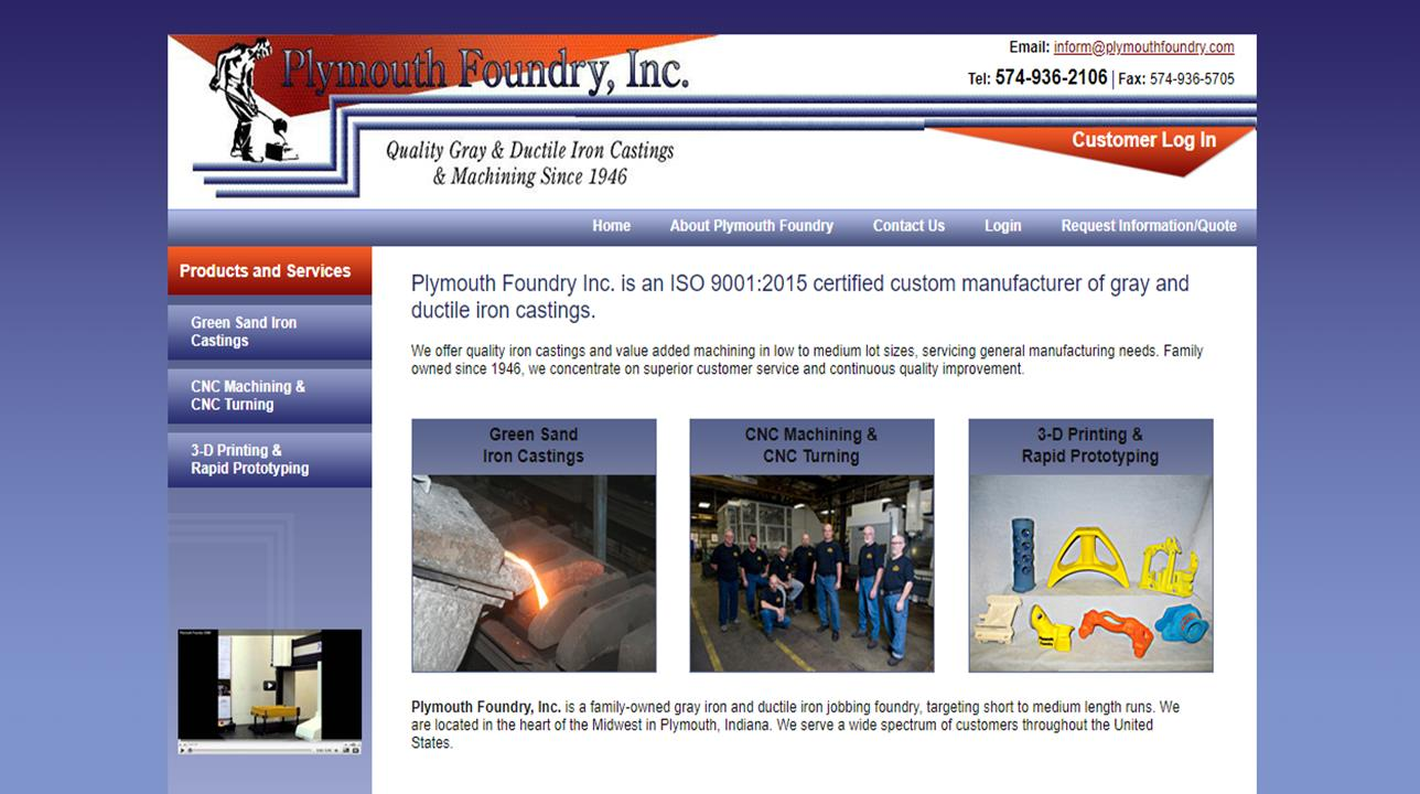 Plymouth Foundry, Inc.