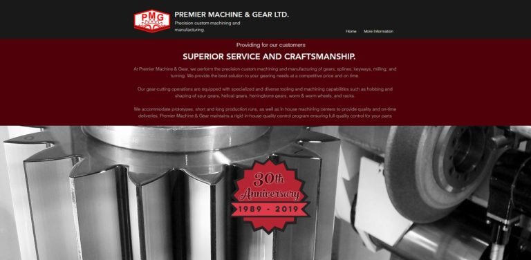 Premier Machine & Gear Ltd.