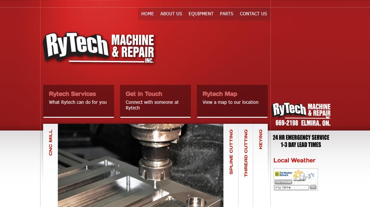 Rytech Machine & Repair Inc