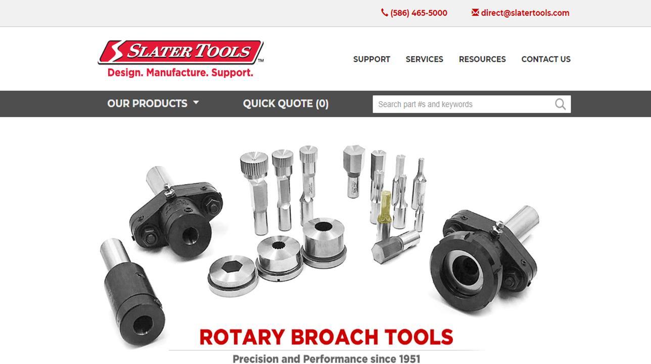 Slater Tools, Inc.