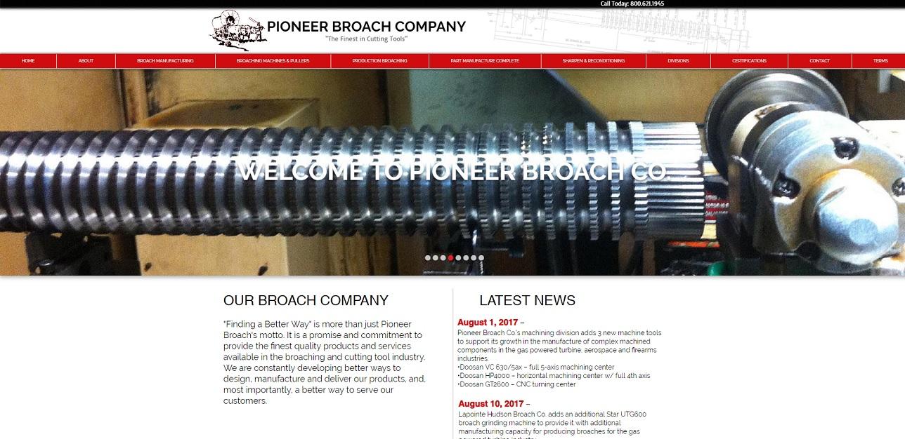Pioneer Broach Company