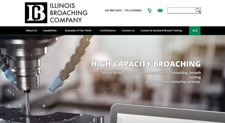 Illinois Broaching Co.